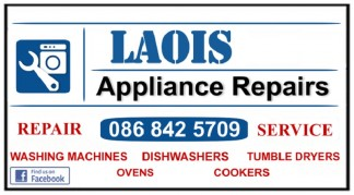 Appliance Repair Portlaoise, Mountmellick from €60 -Call Dermot 086 8425709 by Laois Appliance Repairs, Ireland