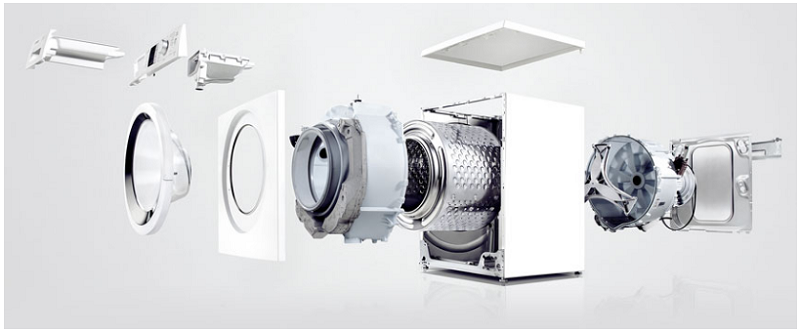 Washing Machine repairs Durrow, Abbyleix, Ballinakill, Rathdowney, Cullohill from €60 -Call Dermot 086 8425709   by Laois Appliance Repairs, Ireland