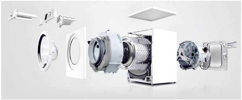 Washing Machine repair Mountrath, Abbyleix from €60 -Call Dermot 086 8425709 by Laois Appliance Repairs, Ireland