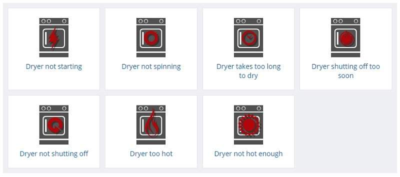 Tumble Dryer Repairs Carlow, Athy, Kildare, Naas from €60 -Call Dermot 086 8425709 by Laois Appliance Repairs, Ireland