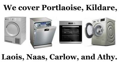 Washing Machine repairs Laois, Kildare and Carlow call   086 8425 709