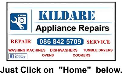 Appliance Repairs Kildare, Newbridge, Naas from €60 -Call Dermot 086 8425709 by Laois Appliance Repairs, Ireland