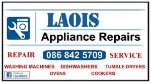We Fix Ovens in Laois, Carlow and Kildare.