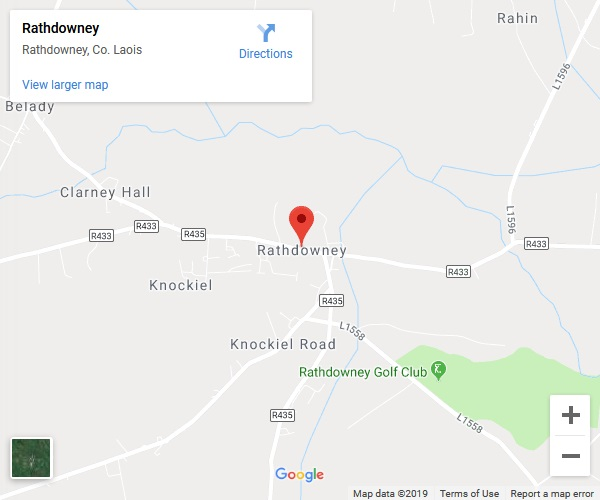 Rathdowney Google Map